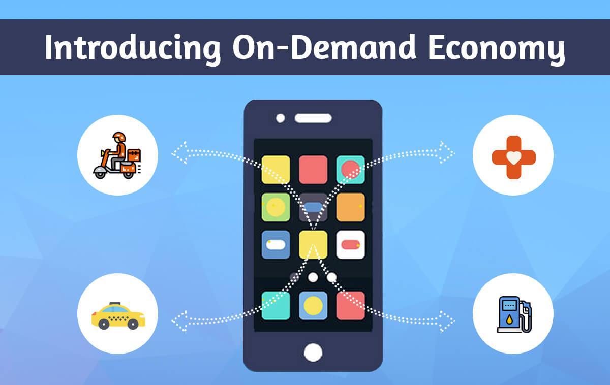 Introducing On-demand-economy