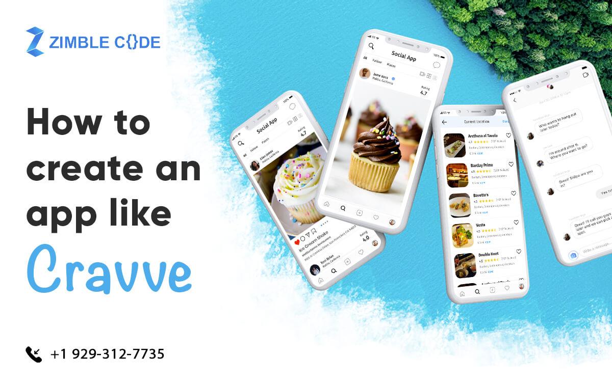How to Create an App like Cravve